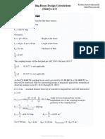 Design_Calcs - Coupling Beams 4-7