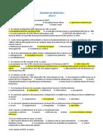 Examen de Medicina i 2012-2