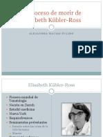 Kubler Ross, E El Proceso de Morir