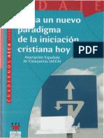 aeca - hacia un nuevo paradigma de la iniciacion cristiana hoy.pdf