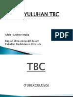 Penyuluhan TBC Interna