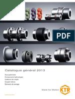 Catalogue Général 2013