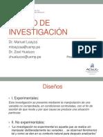 2 Diseño de Investigación