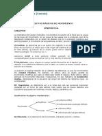 U02 M01 - Conceptos Basicos Del Movimiento