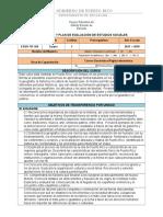 Prontuario y Evaluacion Est Soc Cuarto 2017 2018