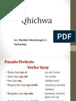 Presentación de Quechua Modulo 3