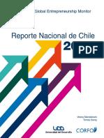 REPORTE Nacional de Chile 2016