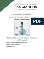 Informe Electrodo-Inerte Pt