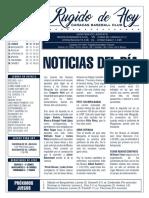 El Rugido Del León10!11!2017 vs. Bravos. Prensa Leones Del Caracas.