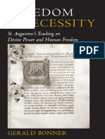 Bonner-Augustine-Freedom and Necessity (1)