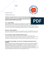 eus reference letter
