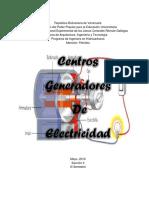 Centros Generadores