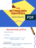 Metodologia Científica Vancouver