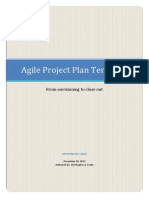 Agile Project Plan Template v1 1