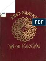 Fret-sawing and Wood-carving 1875