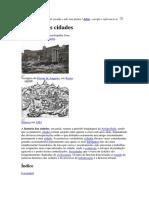 Historia Da Cidade