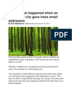 Article (Trees)