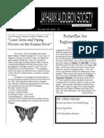 June 2005 Jayhawk Audubon Society Newsletter