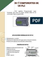 Conceptos y Componentes de Un Plc