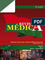 Revista Medica Vol 22 n 1