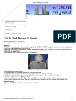 Test To Check Fineness Of Cement.pdf