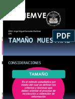 TAMAÑO MUESTRAL Y MUESTREO.pptx