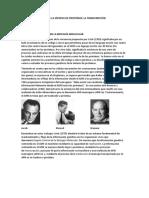 Procesos Genéticos de La Síntesis de Proteínas