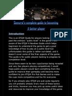ETQW Guide by Samurai