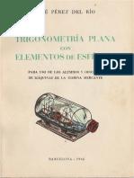 Trigonometría, Libro, Plana con Elementos Esféricos.pdf