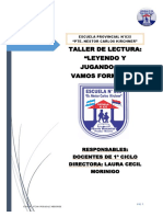 Taller Lectura Up