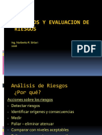 Estudios y Evaluacion de Riesgos-2016