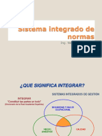 Gestion Integrada ISO-2016