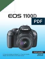 EOS 1100D Instruction Manual PT