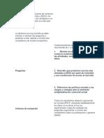 Nvestigar Sobre Las Opciones de Comercio Existentes Entre Colombia y EEUU