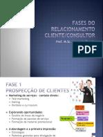 Consultoria Empresarial - 5 Fases Do Relacionamento