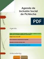 Agenda Inclusion de Pichincha