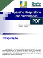 2. Aula Didática de Sistema Respiratório Dos Cordados Ou Vertebrados