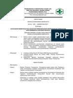 sk kewajiban memfasilitasi kegiatan pembangunan berwawasan kesehatan dan pemberdayaan masyarakat.docx