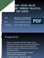 Tamadun Jepun Dalam Pemantapan Tamadun Malaysia Dan Dunia