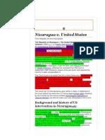 Nicaragua v. United States