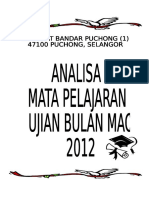 Front Cover Analisa Mp