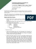 Panduan Registrasi Ulang Kartu Prabayar