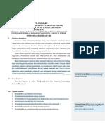 Proposal Ospek Fakultas Teknik Universitas Hasyim Asyari