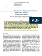 Evaluation of Hydrocarbon Prospect