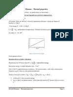 Lecture 8 Phonons-Thermal Properties