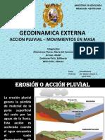 Movimiento en Masa - Accion Pluvial Final Maestria Geología Mención Geotecnia 2010 UNMSM