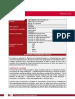 p e Guía de Proyecto - Proceso Estrategico