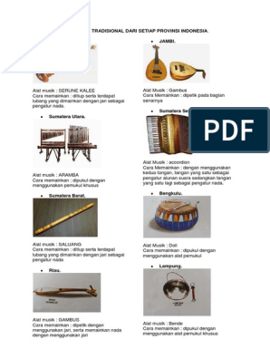 83 Gambar Alat Musik Nafiri Maluku Paling Keren