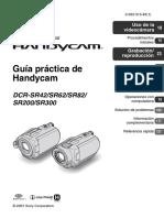 Manual DCRSR42 Handbook Es