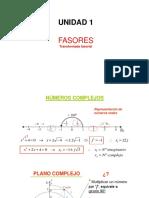 Unidad 1- Fasores CEL II